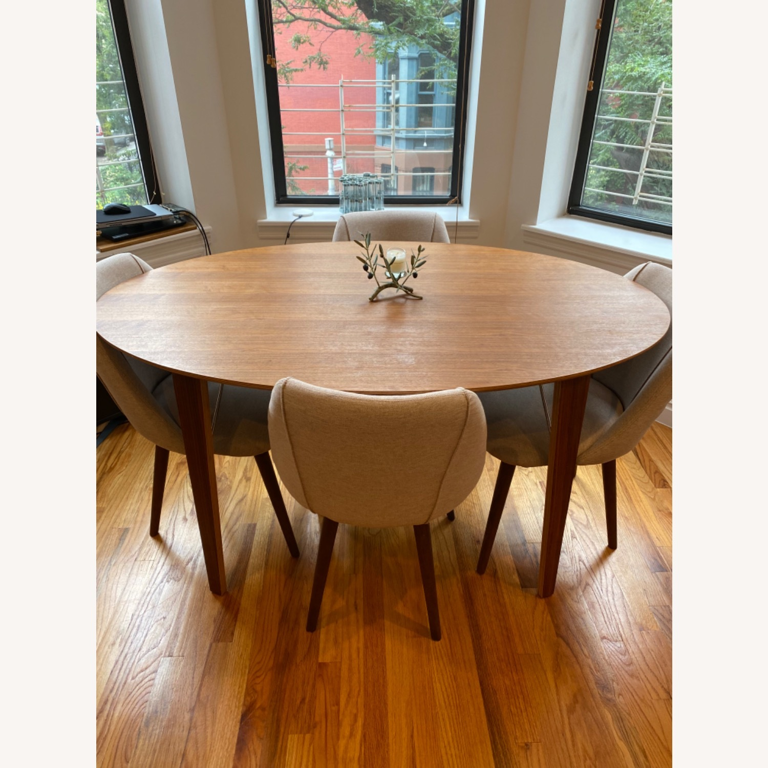 France and Son Mid Century Norman Dining Table - image-1