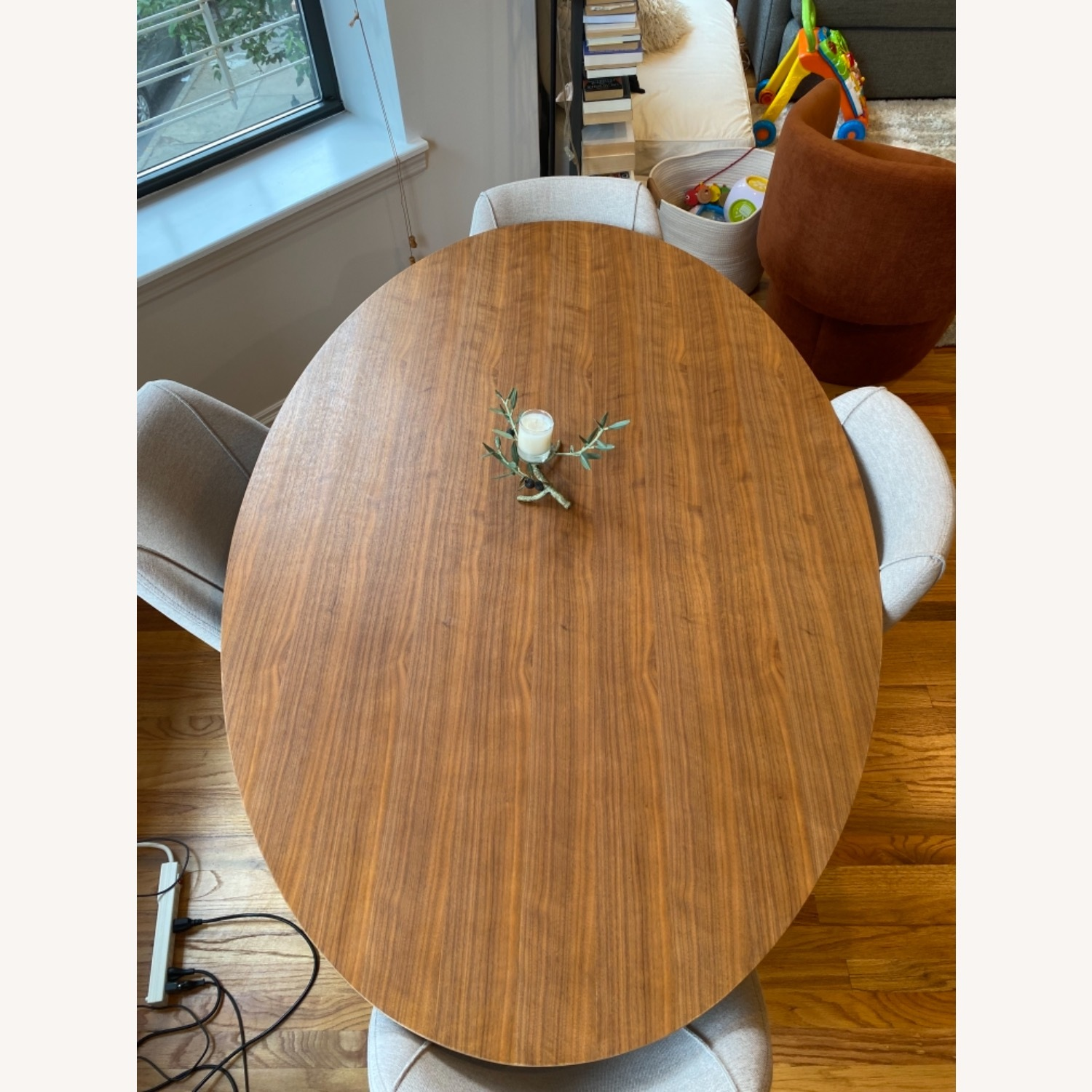 France and Son Mid Century Norman Dining Table - image-2