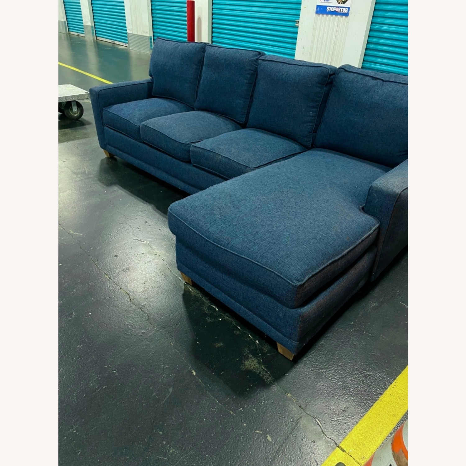 Rowe My Style 2 Piece Sectional - image-10