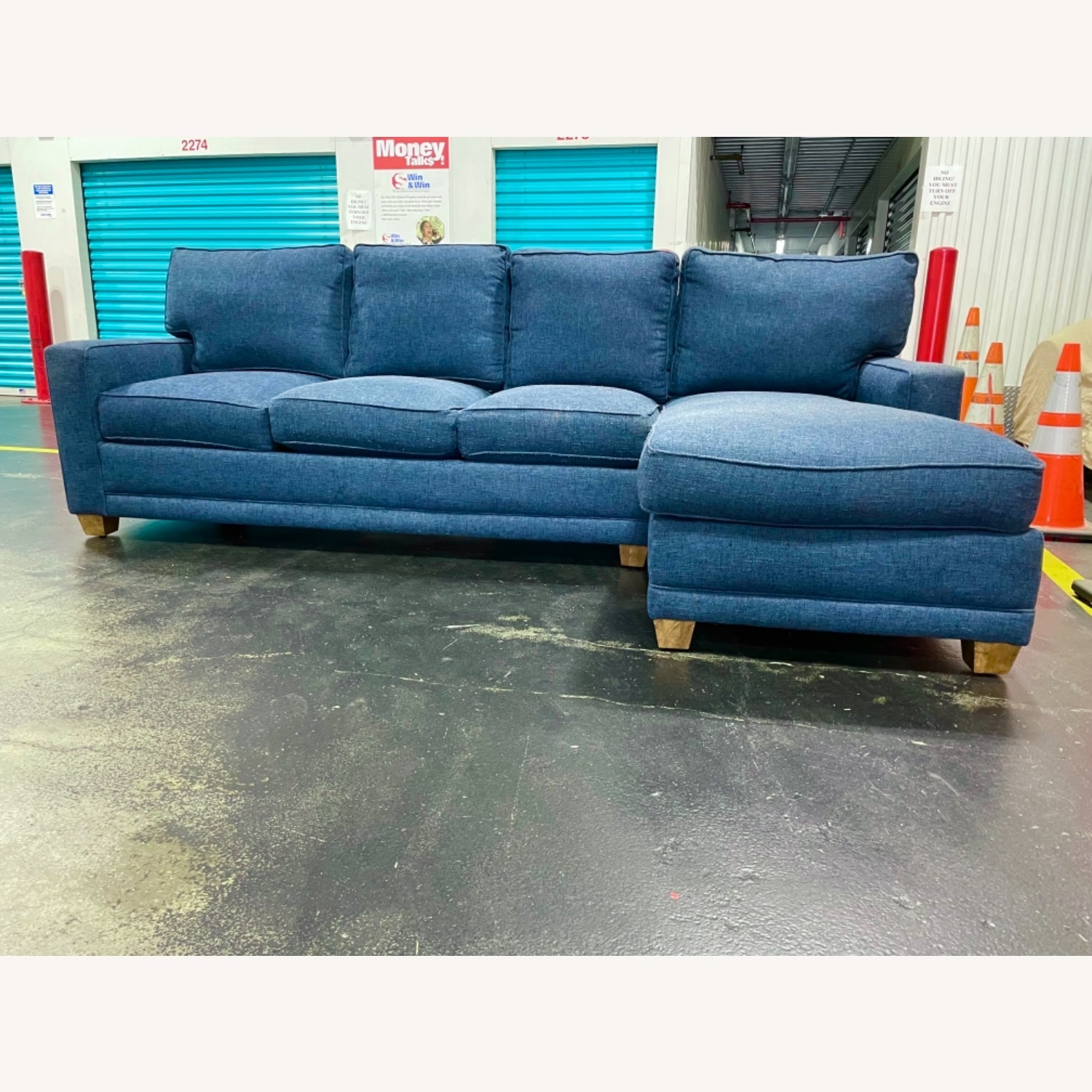 Rowe My Style 2 Piece Sectional - image-6