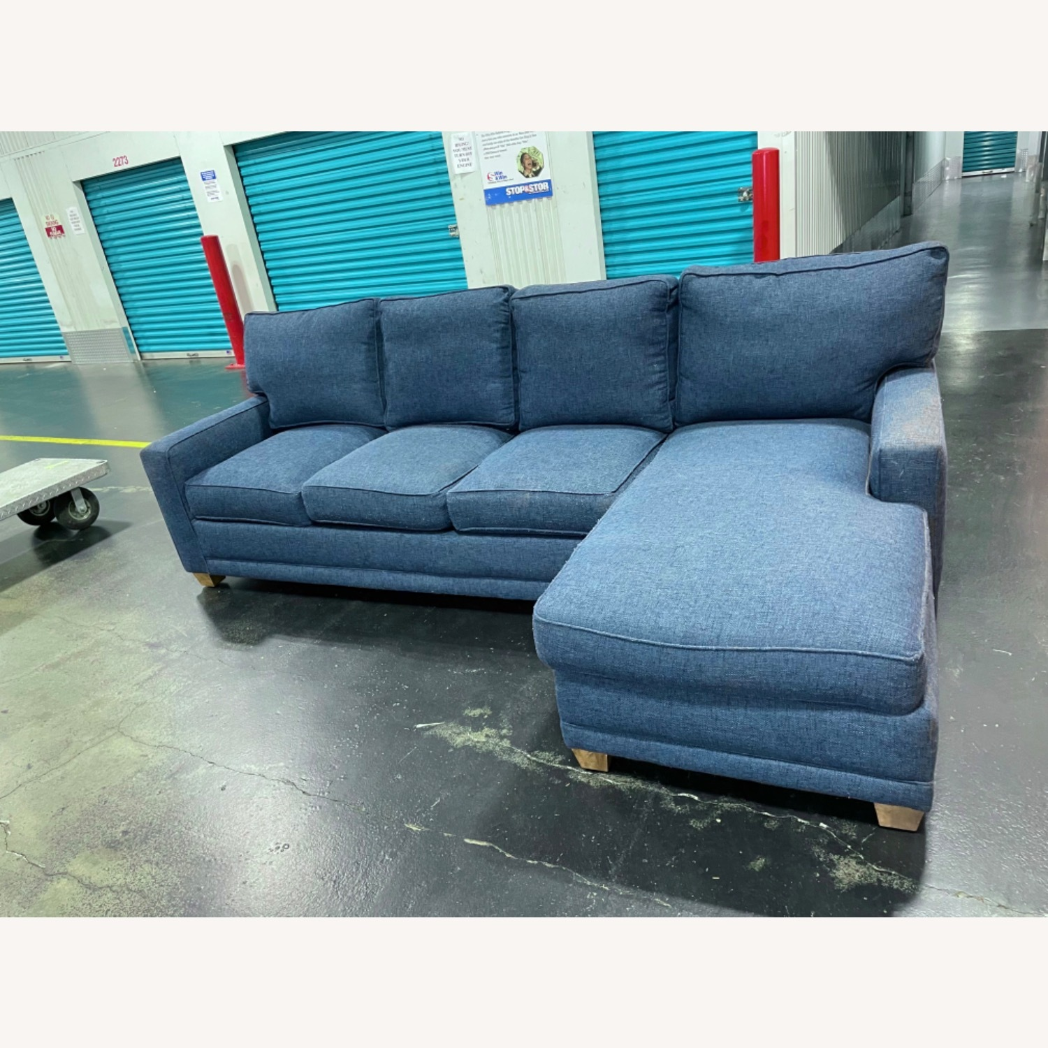 Rowe My Style 2 Piece Sectional - image-11