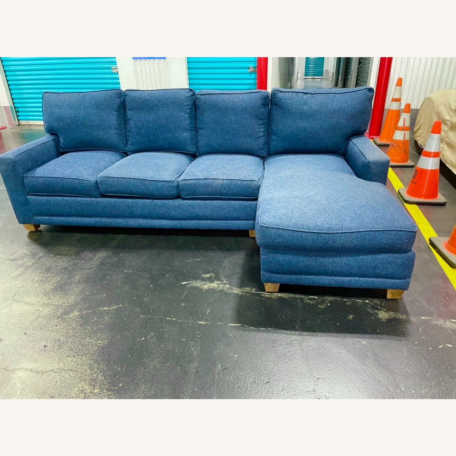 Rowe My Style 2 Piece Sectional - image-5