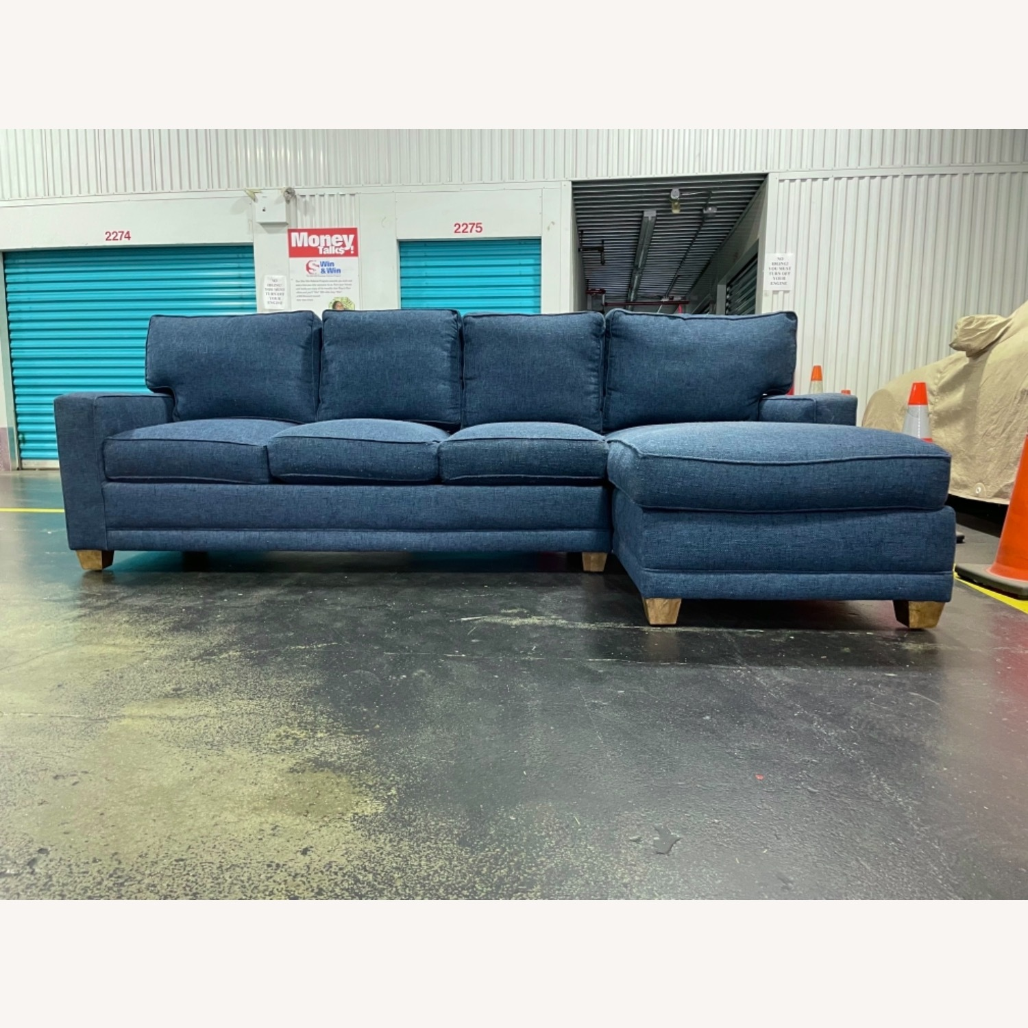 Rowe My Style 2 Piece Sectional - image-19