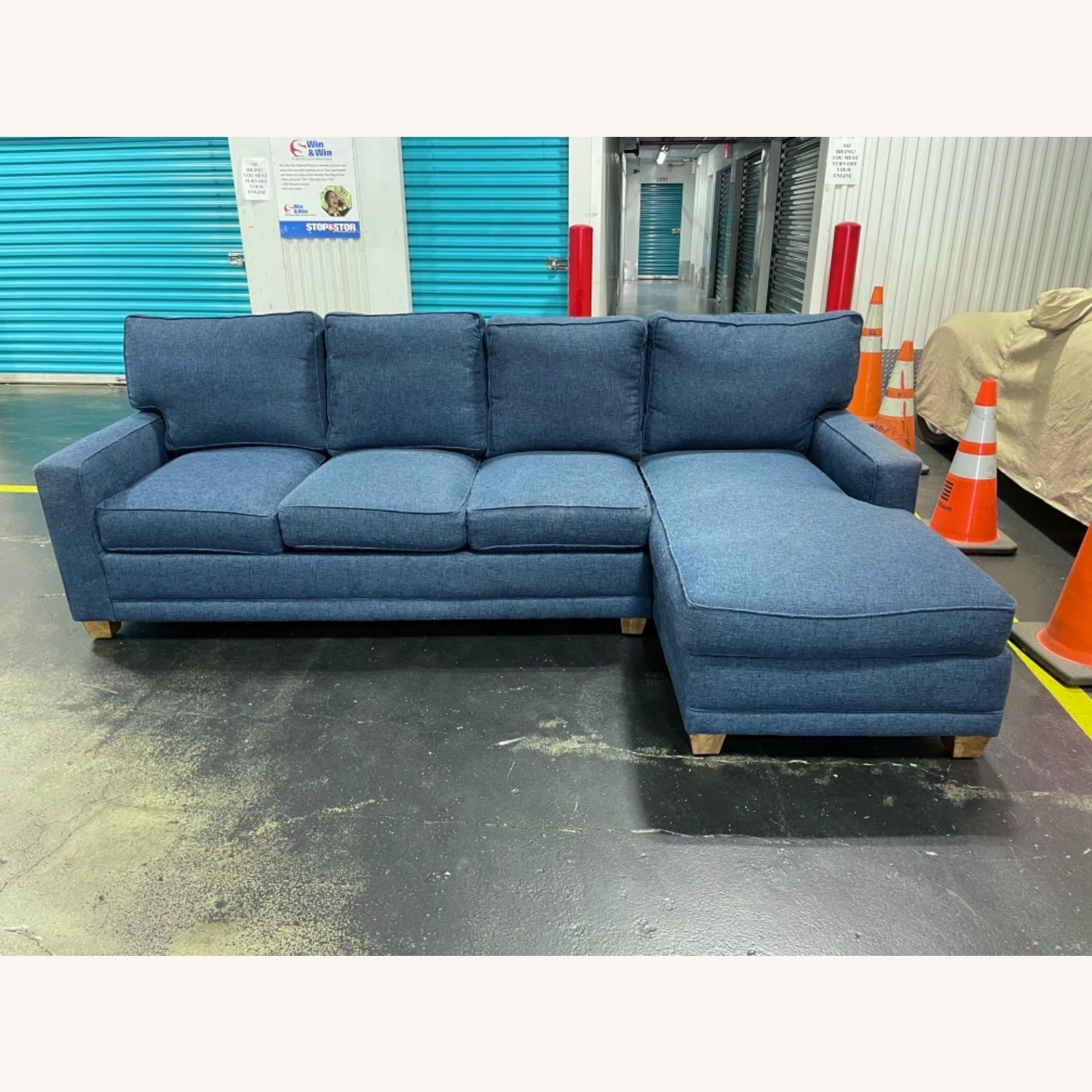 Rowe My Style 2 Piece Sectional - image-0