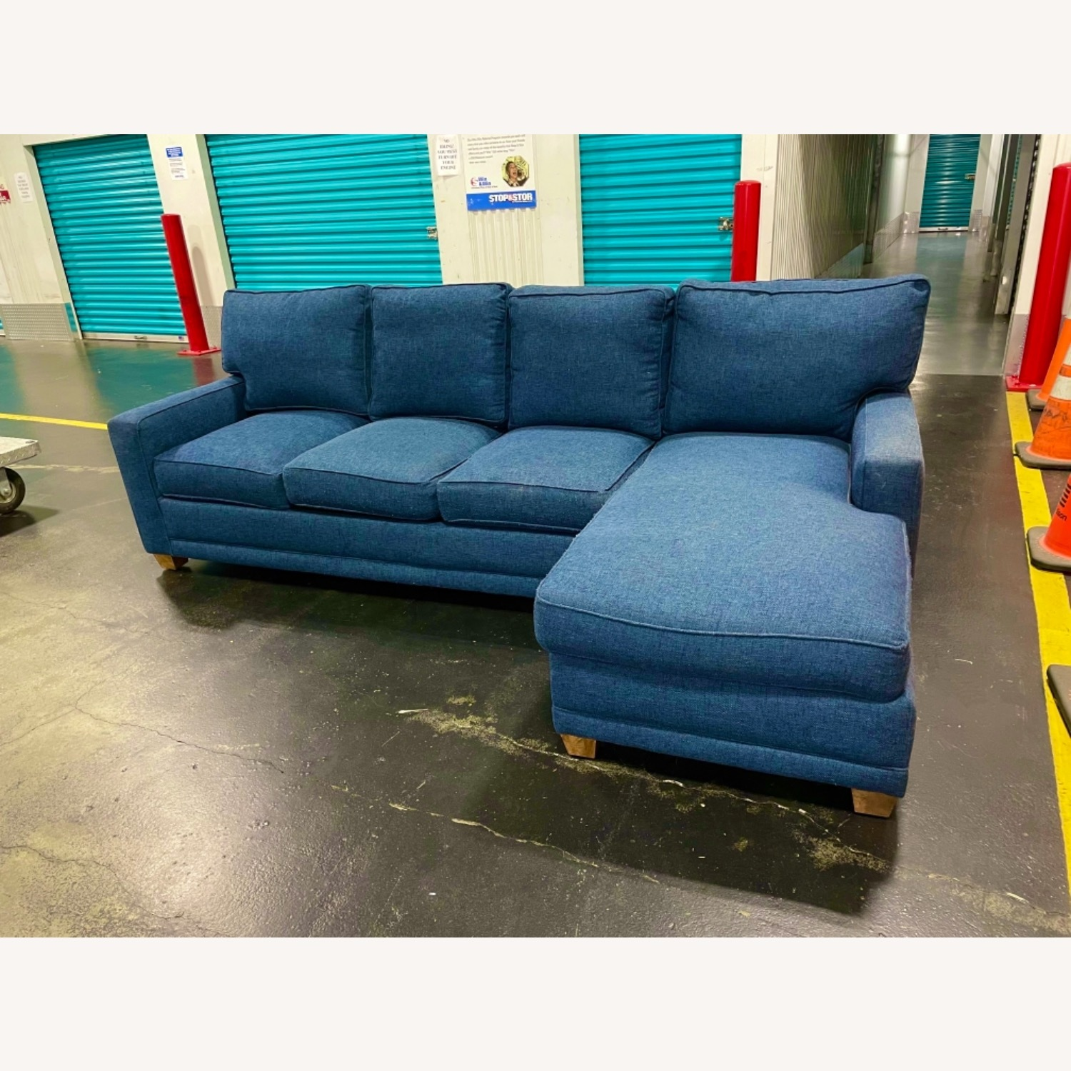 Rowe My Style 2 Piece Sectional - image-4