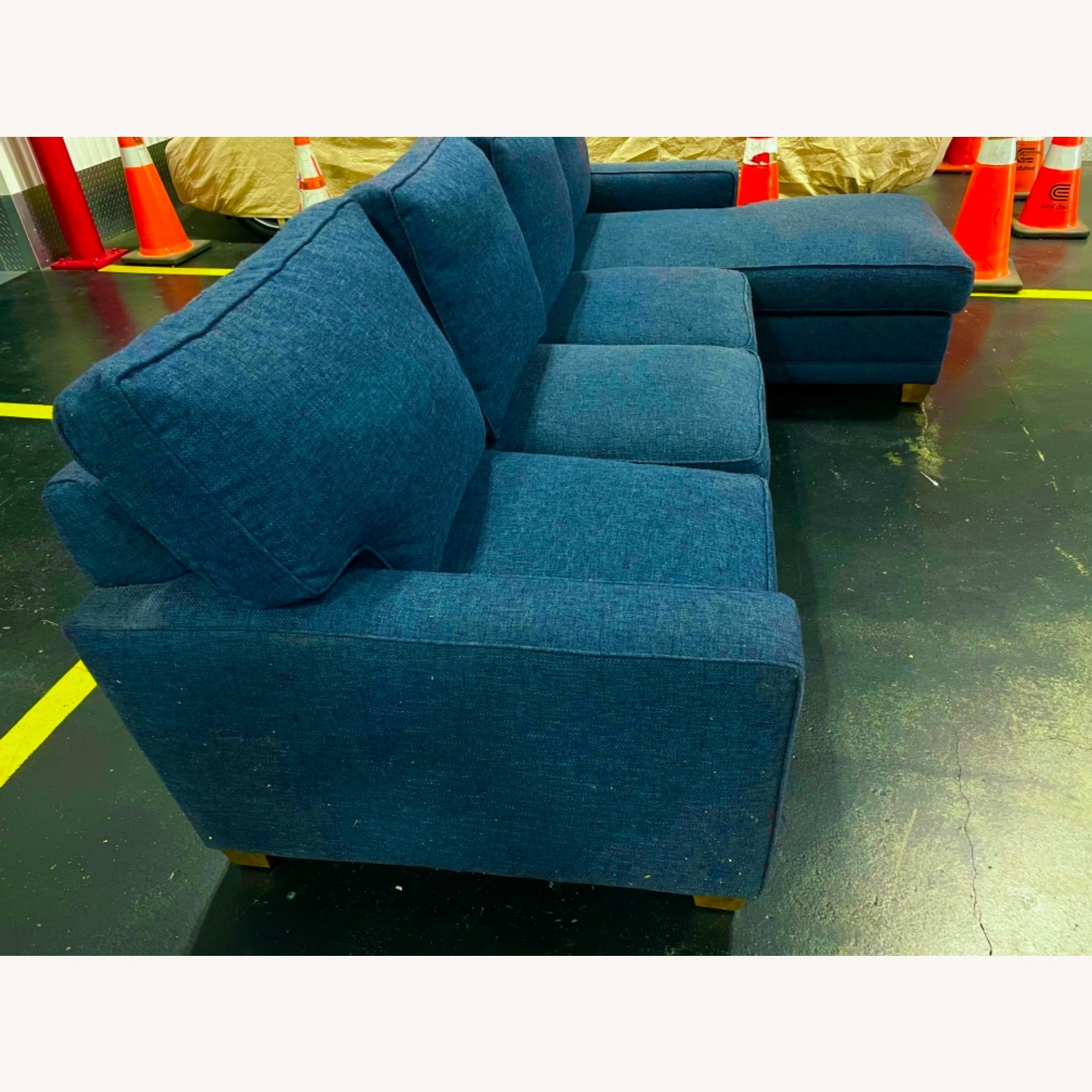 Rowe My Style 2 Piece Sectional - image-8