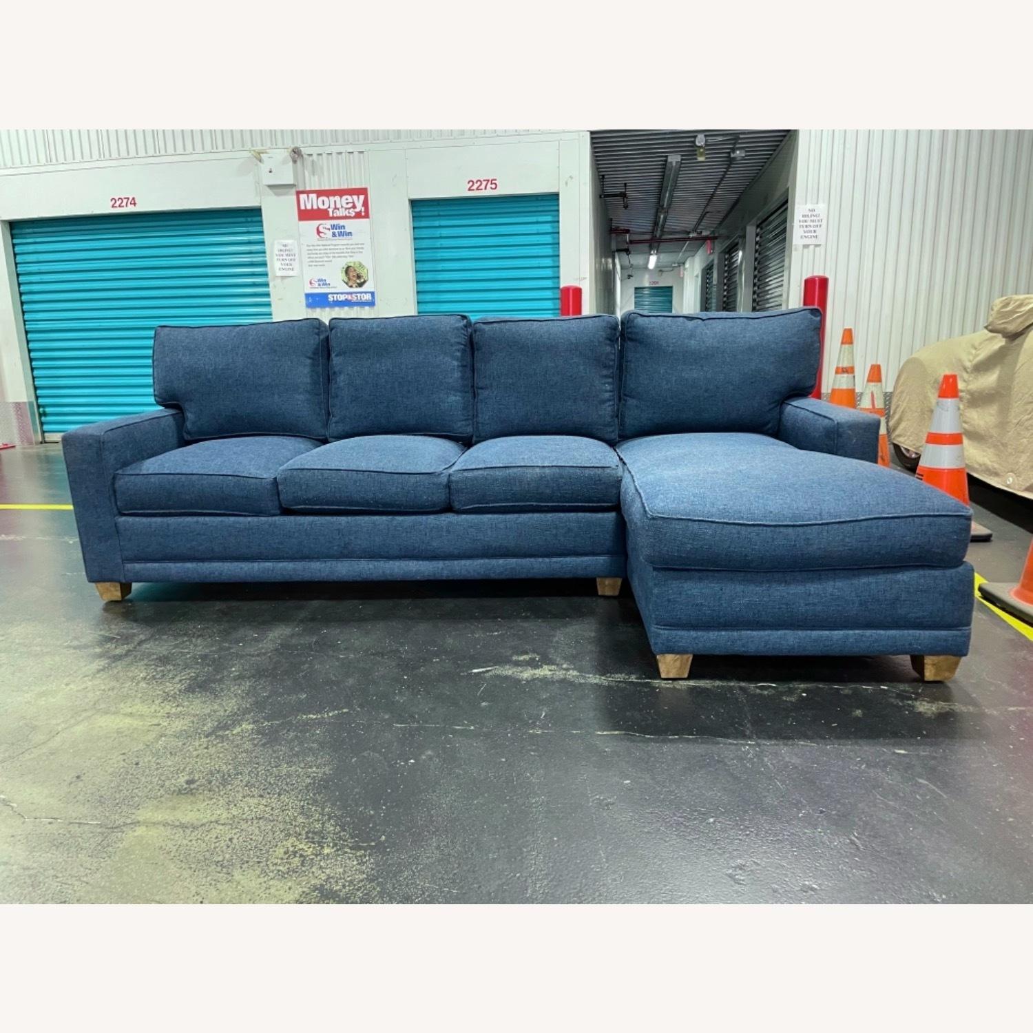 Rowe My Style 2 Piece Sectional - image-1