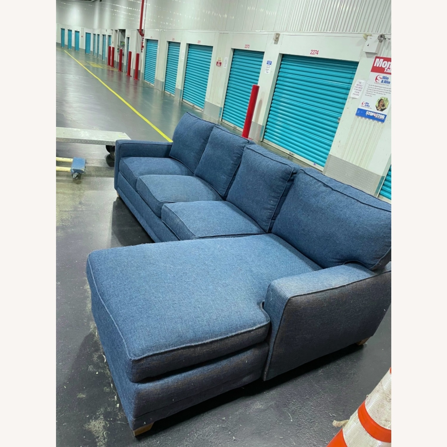 Rowe My Style 2 Piece Sectional - image-21