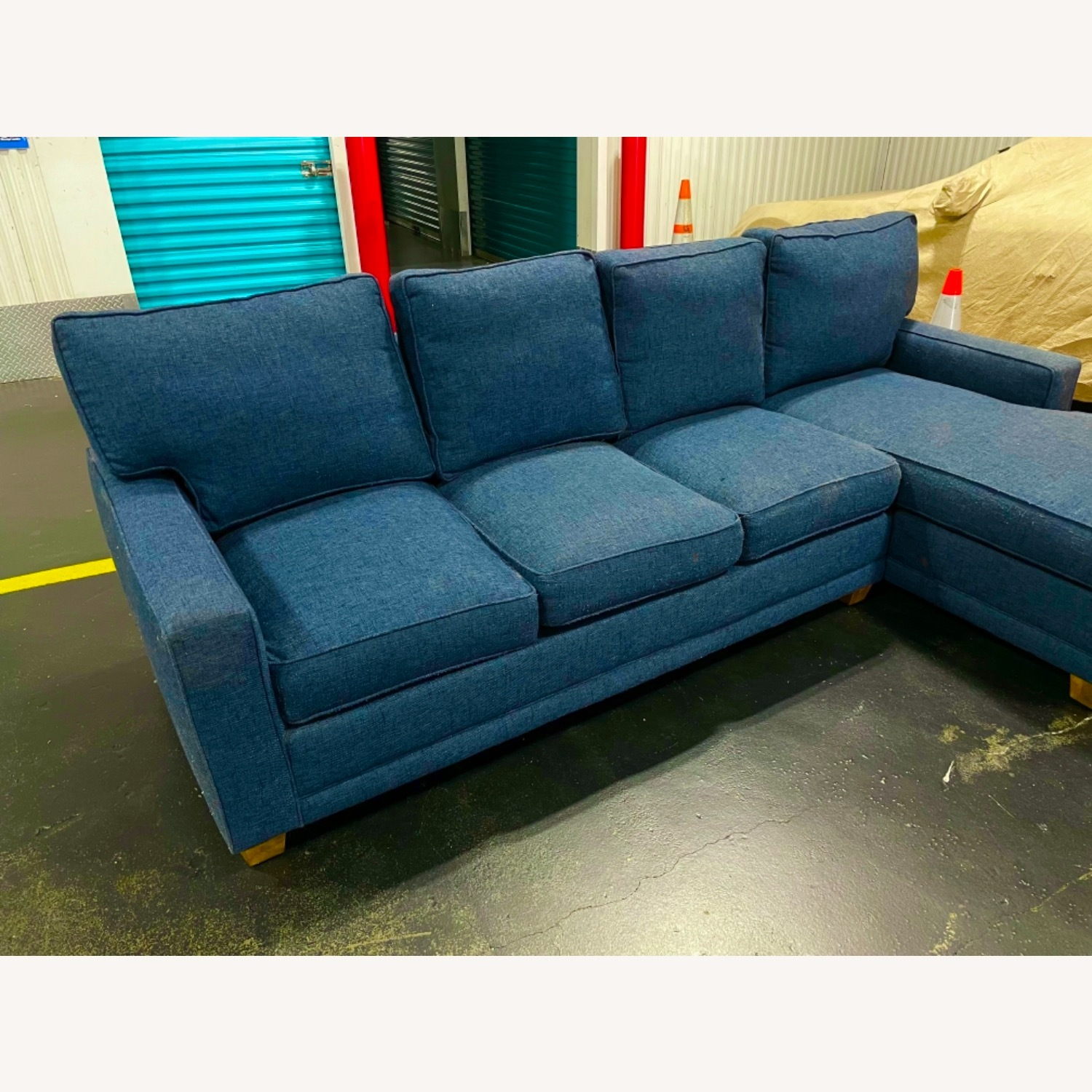 Rowe My Style 2 Piece Sectional - image-7