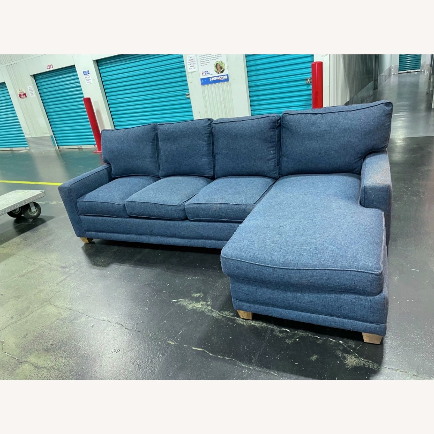 Rowe My Style 2 Piece Sectional - image-18