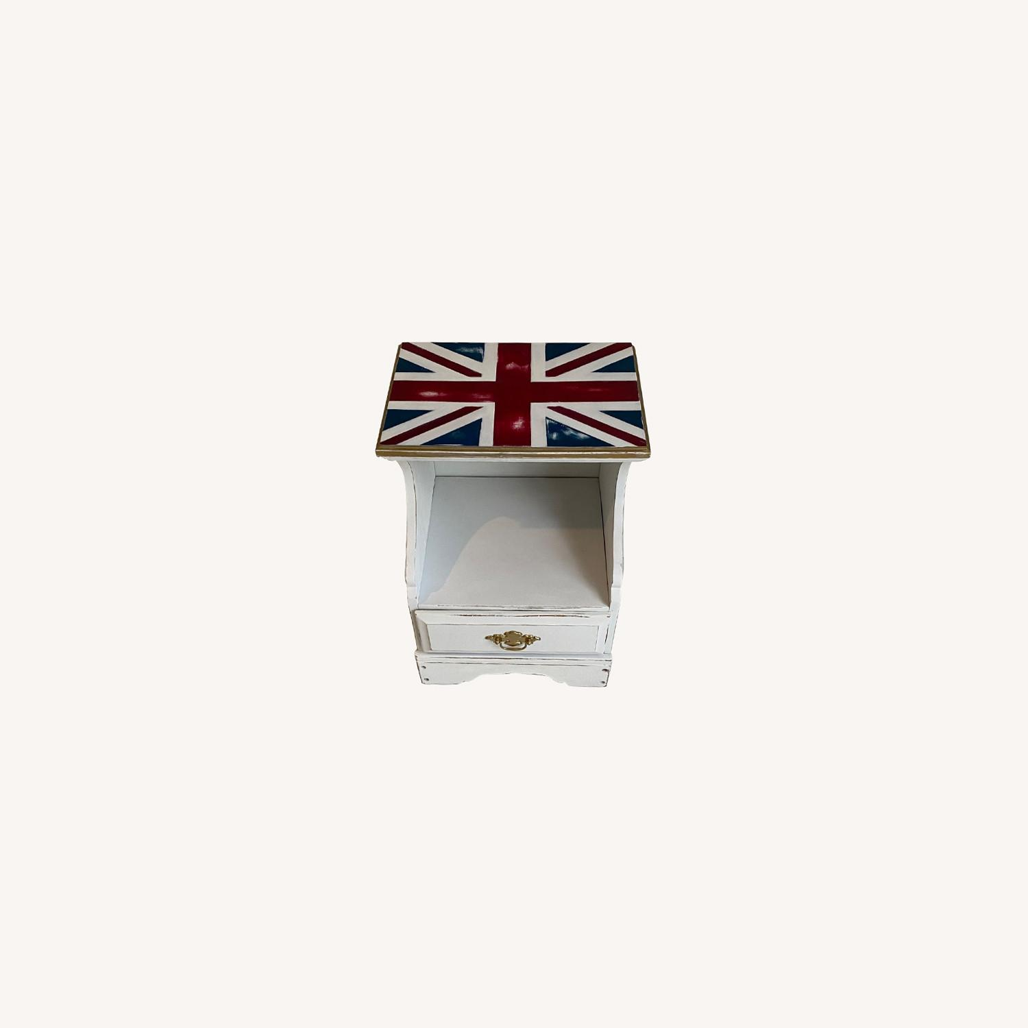 Federal Style Nightstand - image-0
