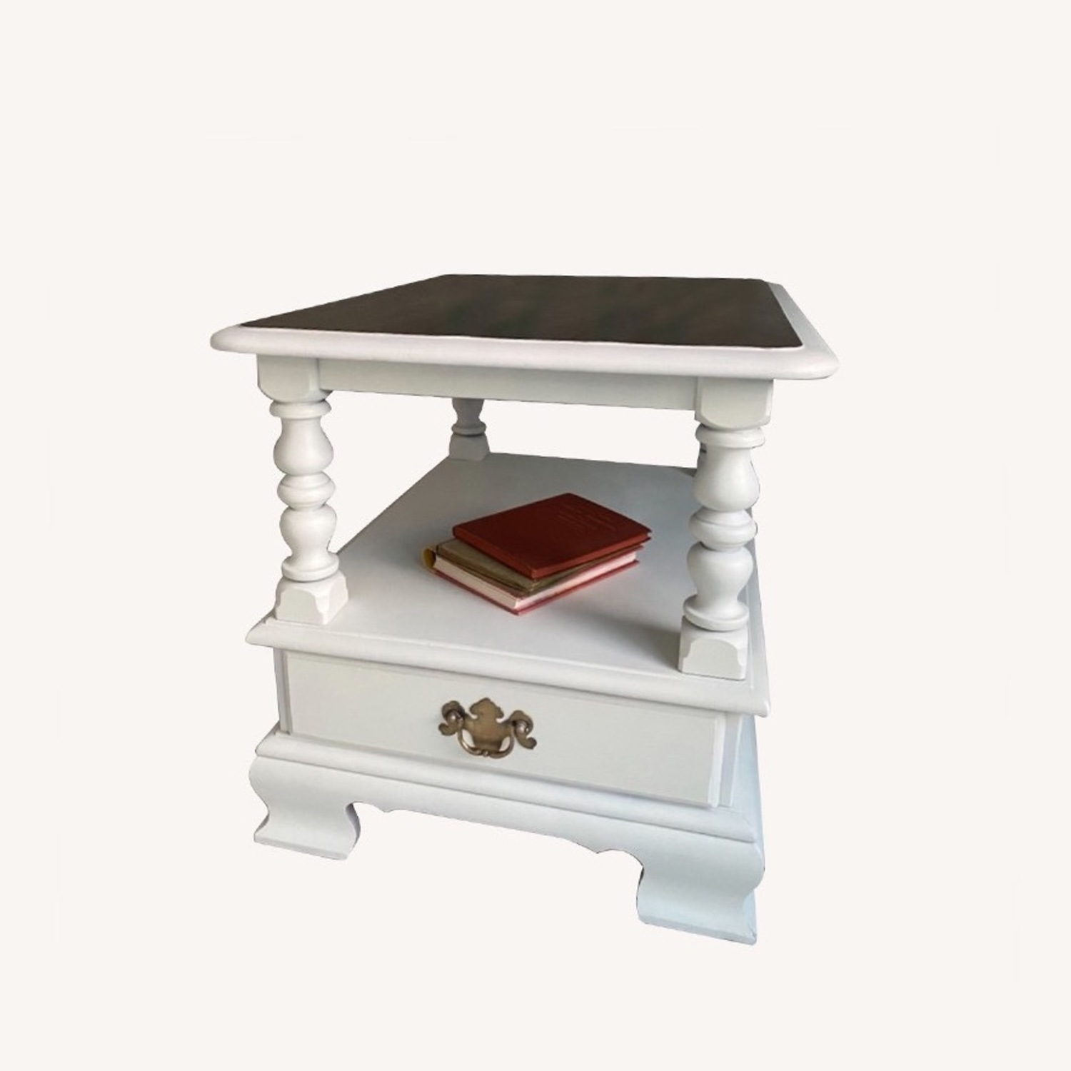 Ethan Allen Federal Style End Table - image-7