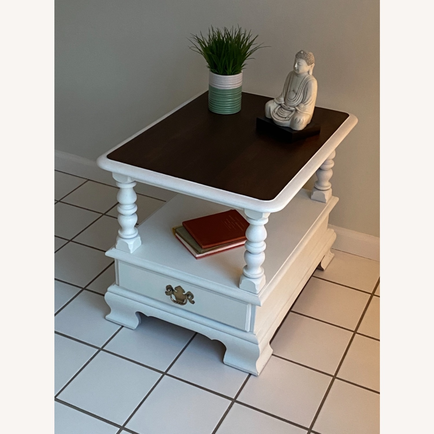 Ethan Allen Federal Style End Table - image-5