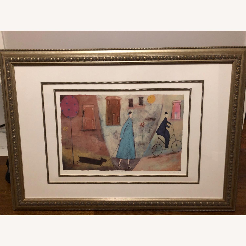 Framed set of Paula McArdle prints - image-4