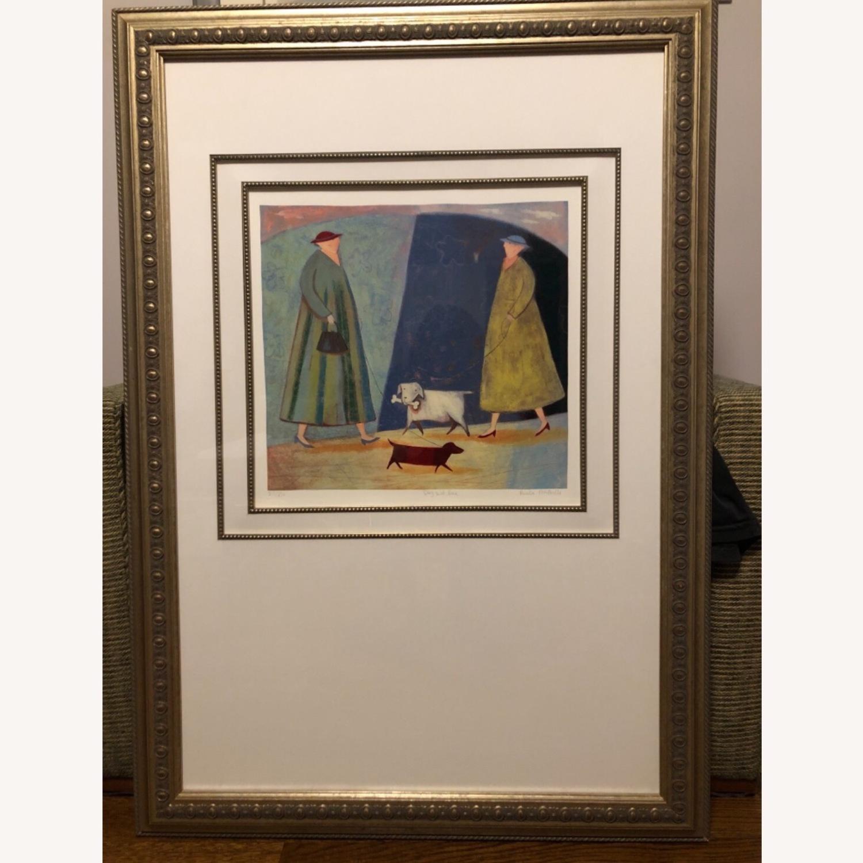 Framed set of Paula McArdle prints - image-5