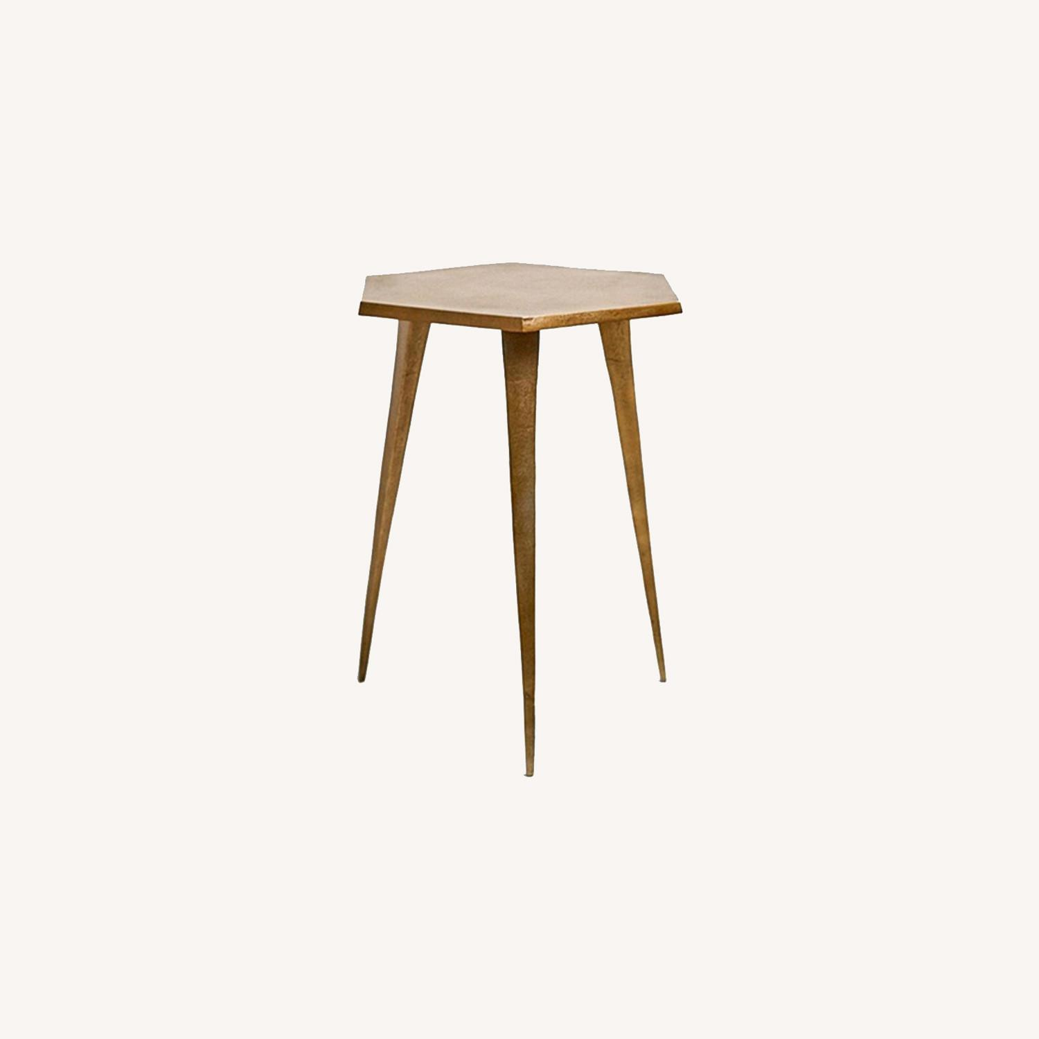 Four Hands Vireo Side Table - image-0