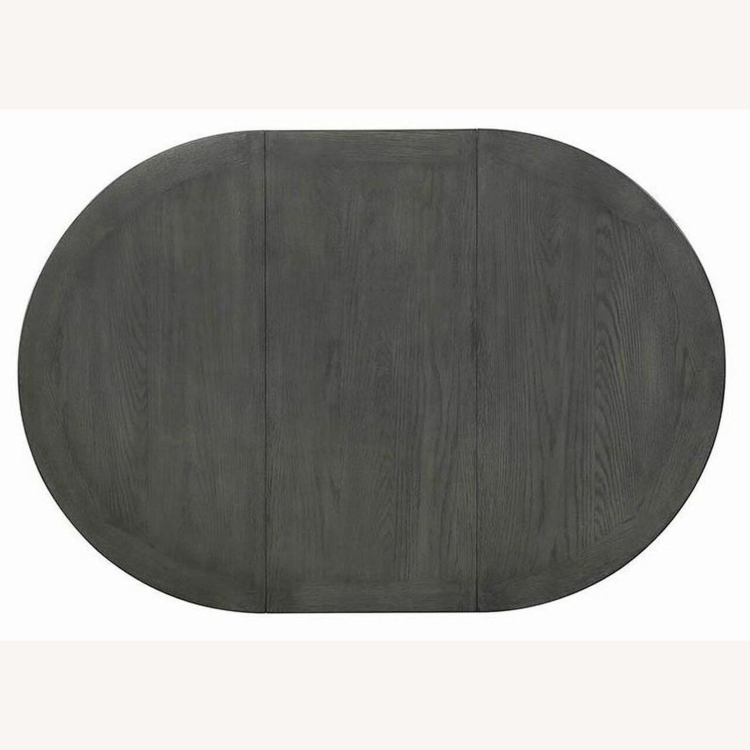 Counter Dining Table In Medium Gray Finish - image-1