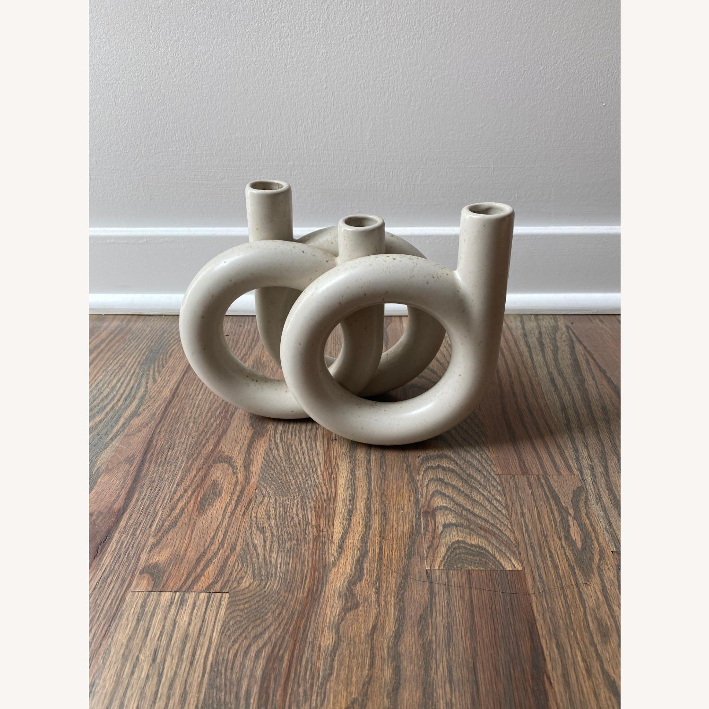 Toyo Ikebana Vase - image-1
