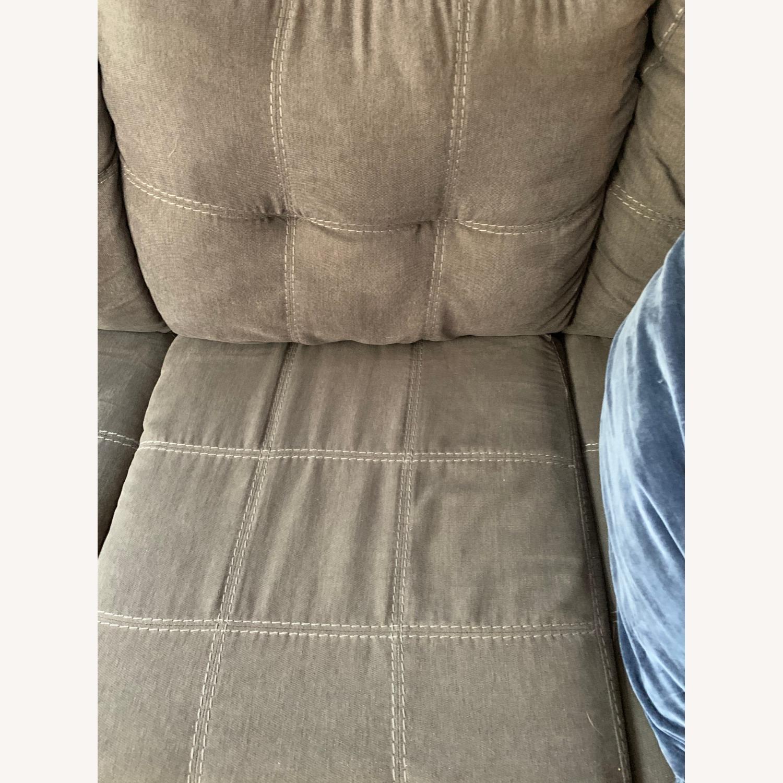 Raymour & Flanigan Desmond 2 Piece Sectional Sofa - image-4