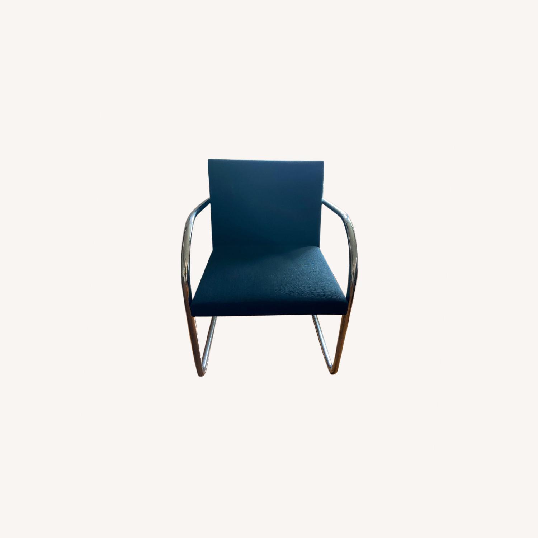 Mies Van Der Rohe Brno Tubular Side Chair - image-0