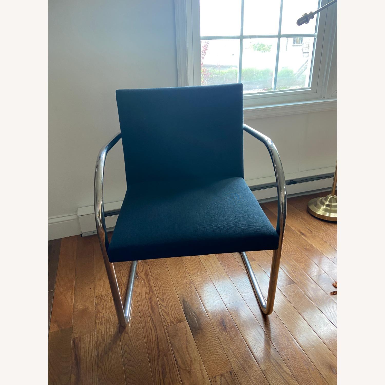 Mies Van Der Rohe Brno Tubular Side Chair - image-1