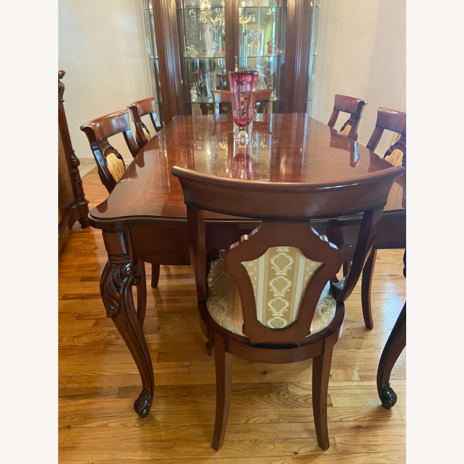 Dining Room Chairs- Set of 6 - image-3