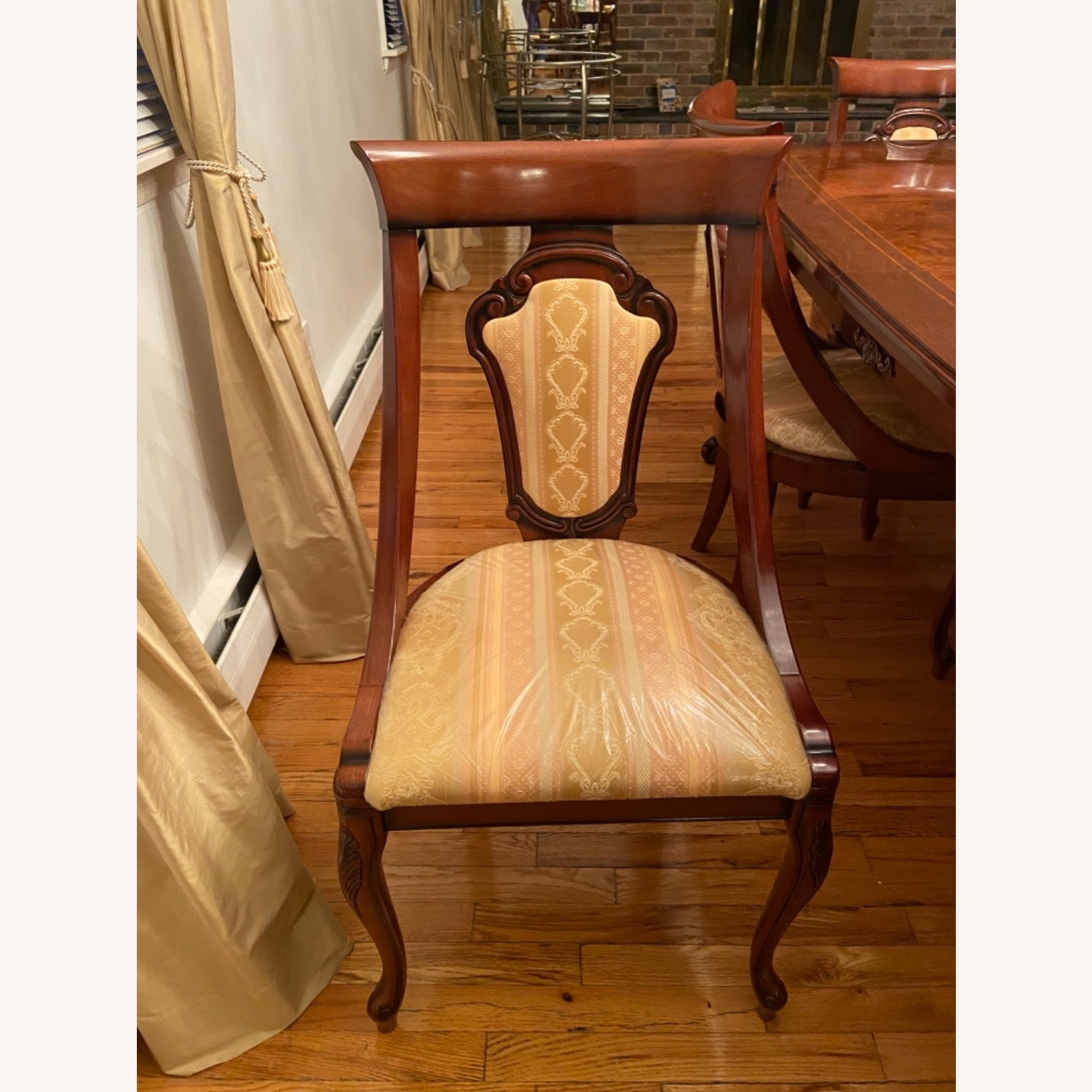 Dining Room Chairs- Set of 6 - image-1