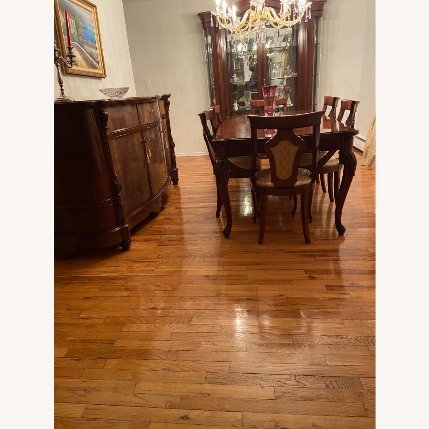 Dining Room Chairs- Set of 6 - image-5