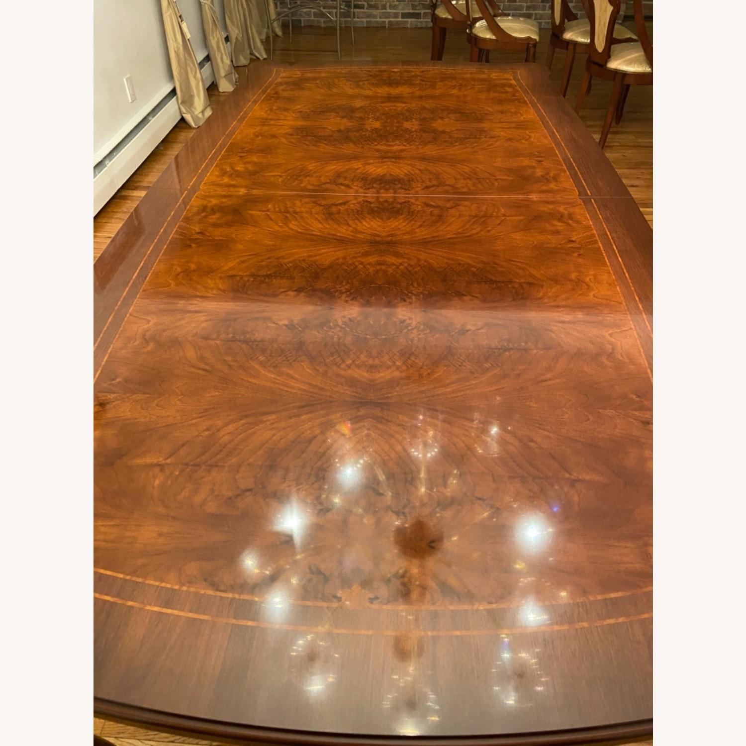 ItalModern Dining Room Table - image-4
