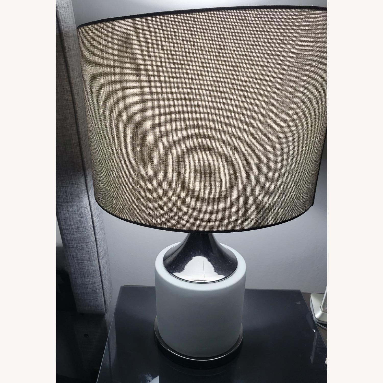 Lamp 24' Matte Gray - image-0