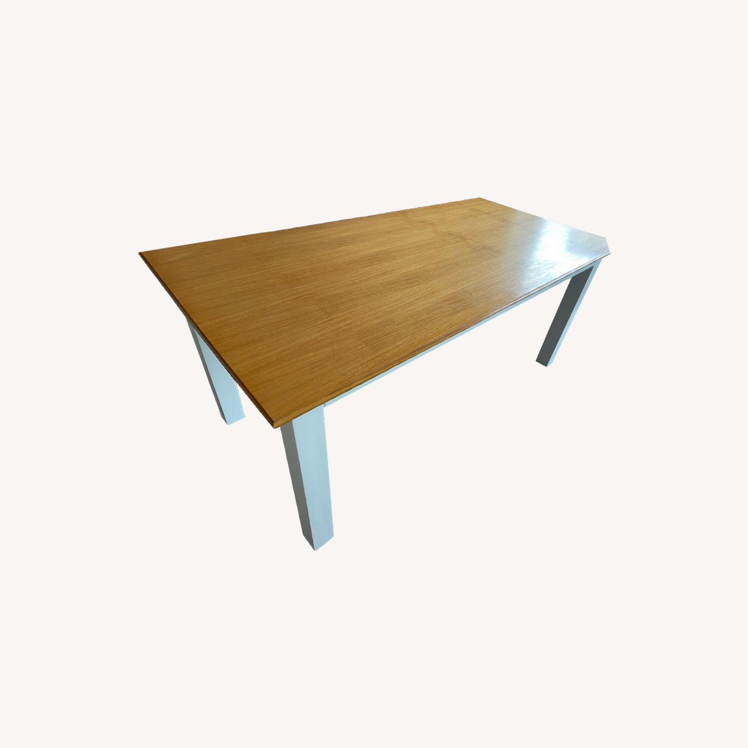 Solid Wood Dining Table 70' - EU import - image-0