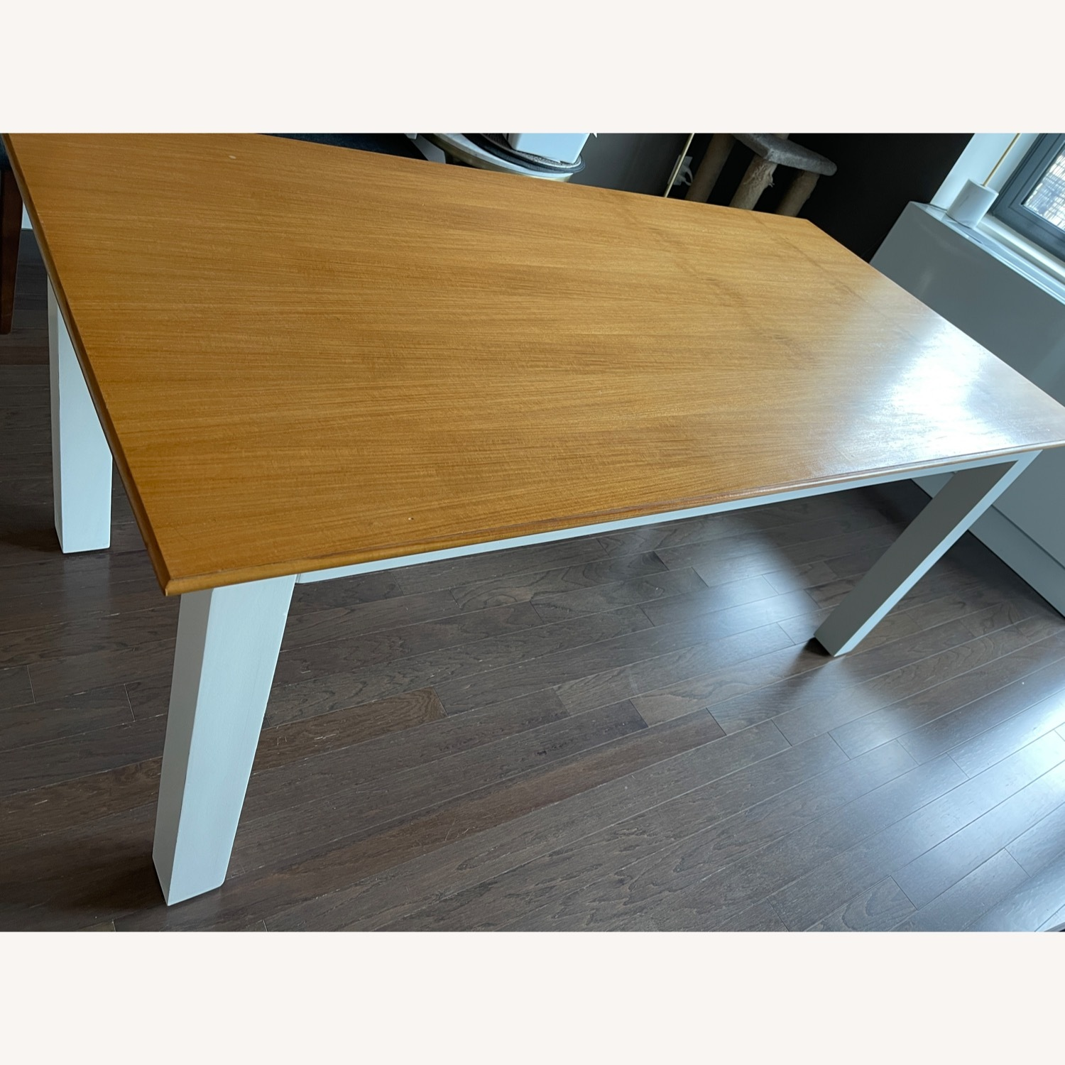 Solid Wood Dining Table 70' - EU import - image-2