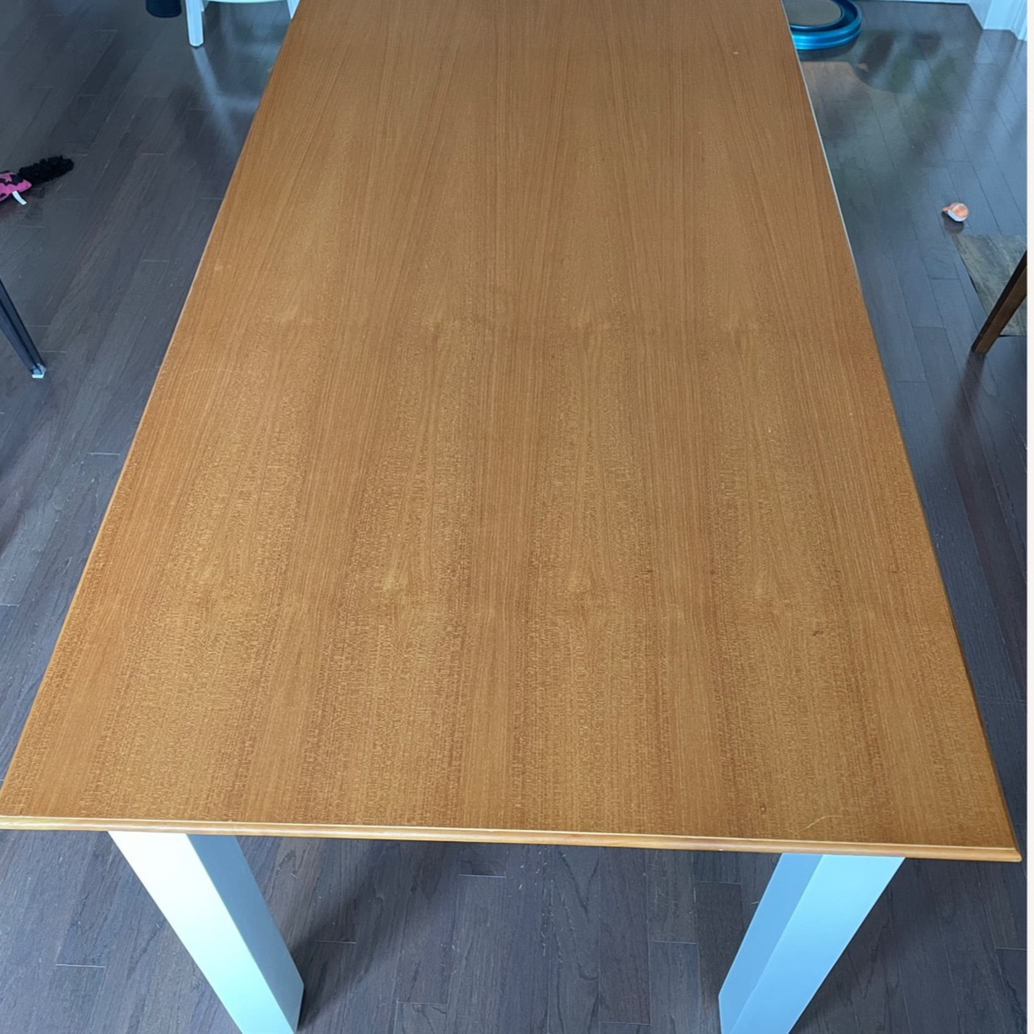 Solid Wood Dining Table 70' - EU import - image-12