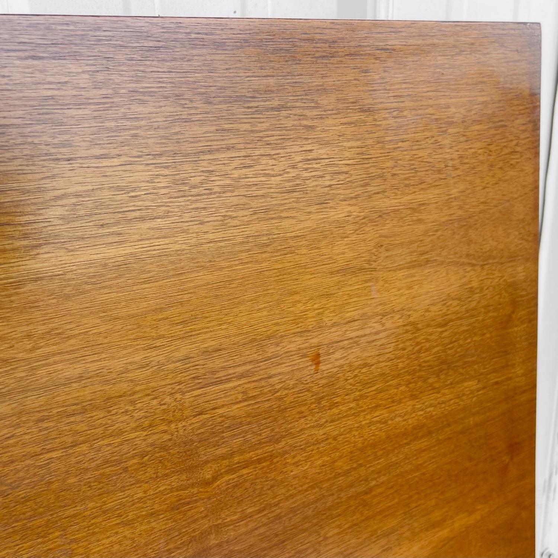 Mid-Century Walnut Headboard- Queen - image-8