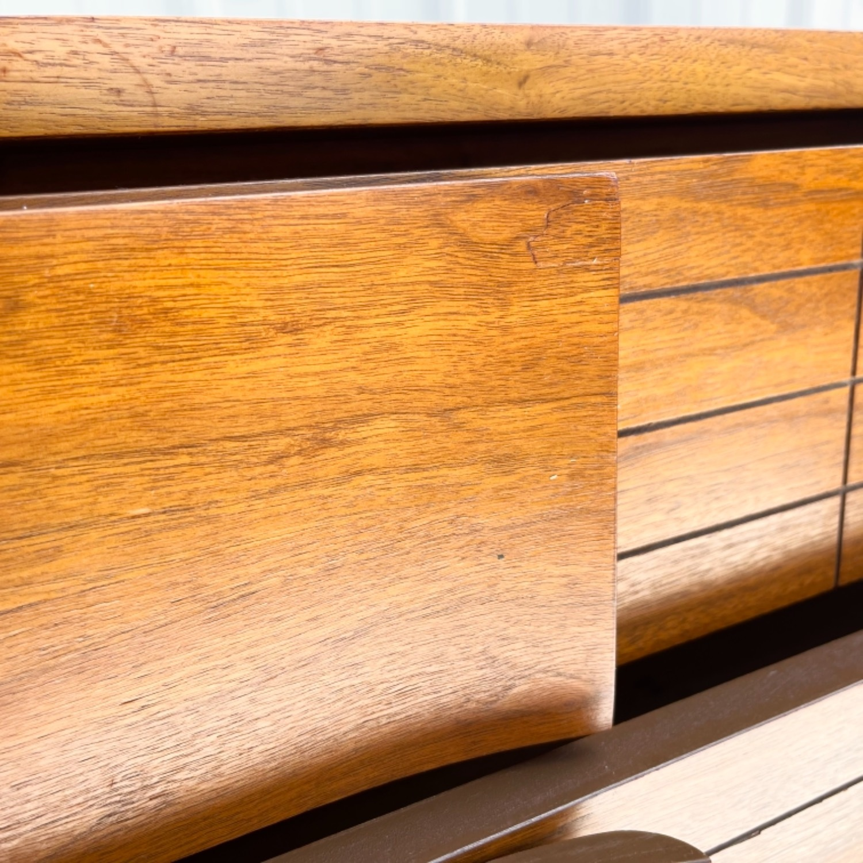 Mid-Century Modern Highboy Dresser - image-22