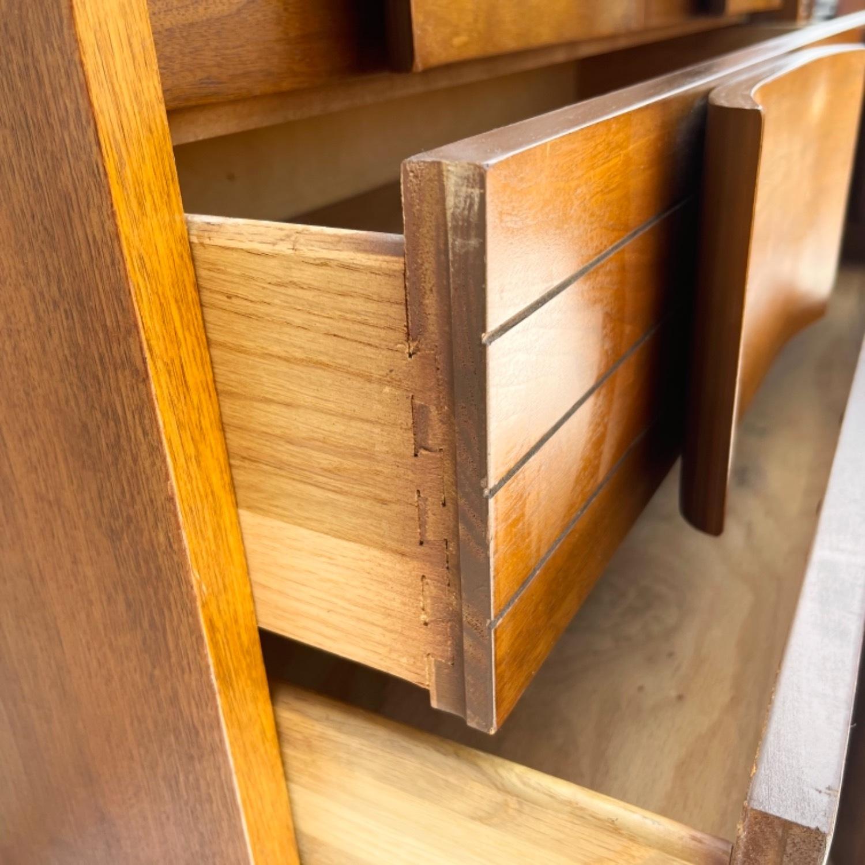 Mid-Century Modern Highboy Dresser - image-20