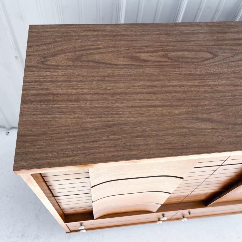 Mid-Century Modern Highboy Dresser - image-5