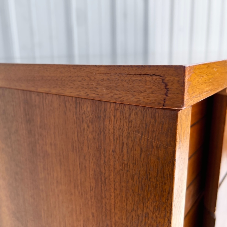 Mid-Century Modern Highboy Dresser - image-7