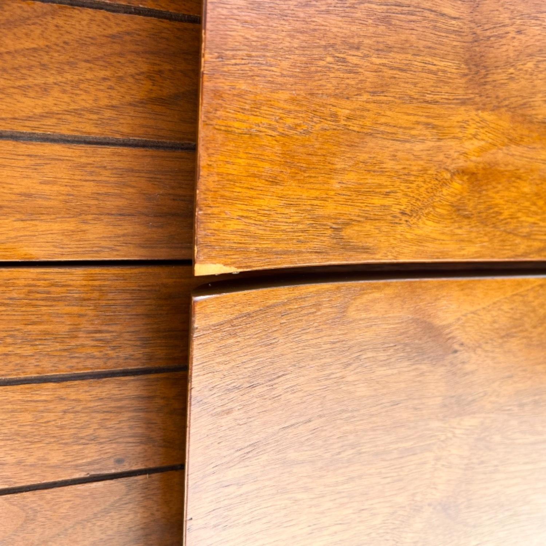 Mid-Century Modern Highboy Dresser - image-12
