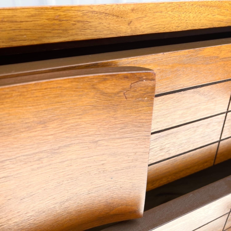 Mid-Century Modern Highboy Dresser - image-19