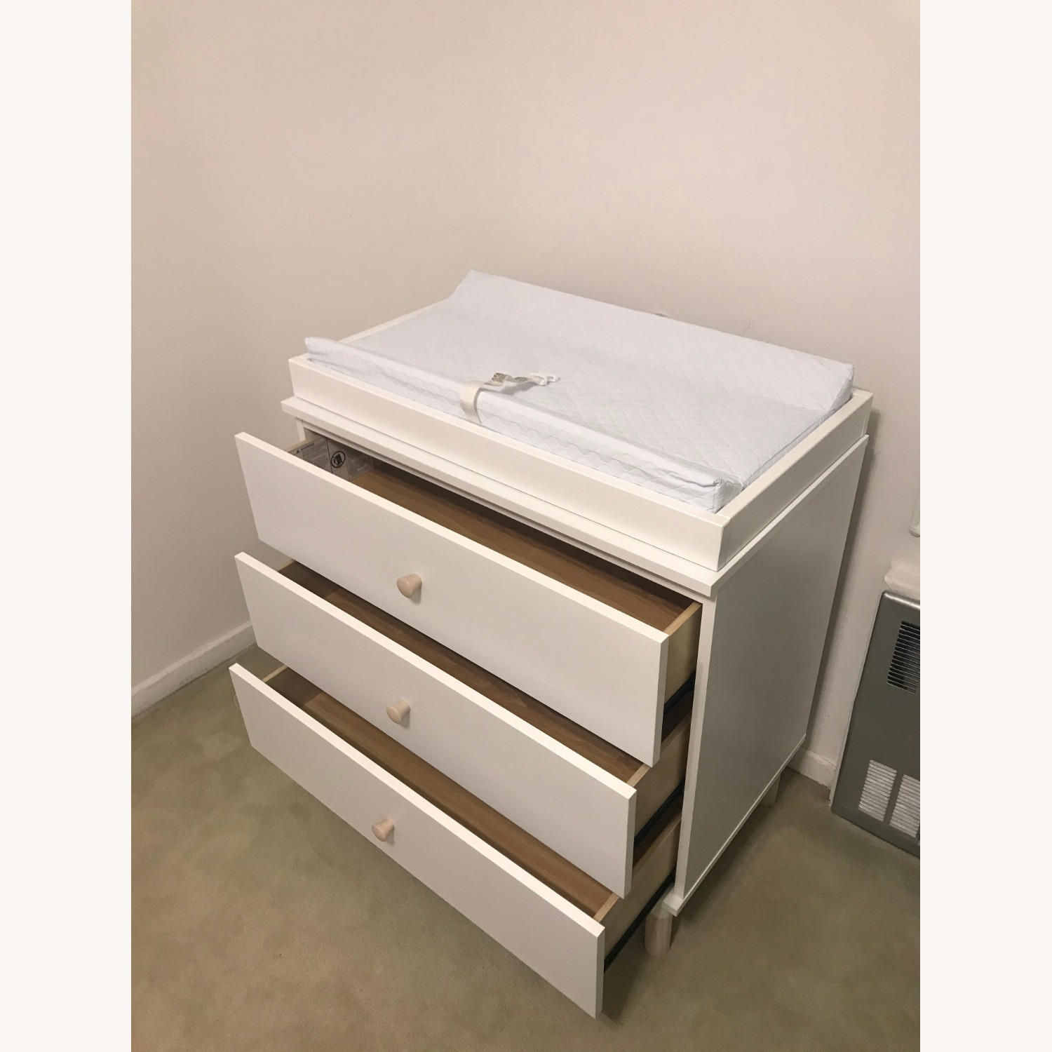 Babyletto Gelato Changing Table Dresser - image-1