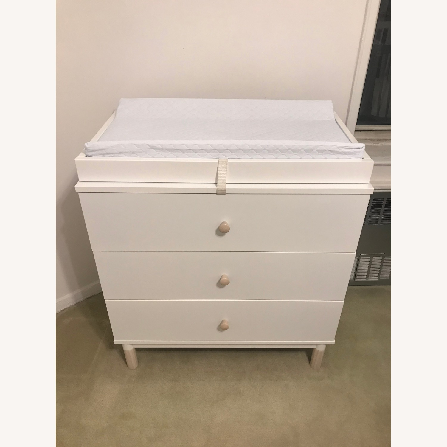 Babyletto Gelato Changing Table Dresser - image-0