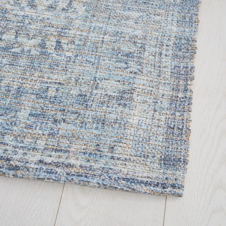 West Elm Azura Rug, Indigo, 8'x10' - image-1