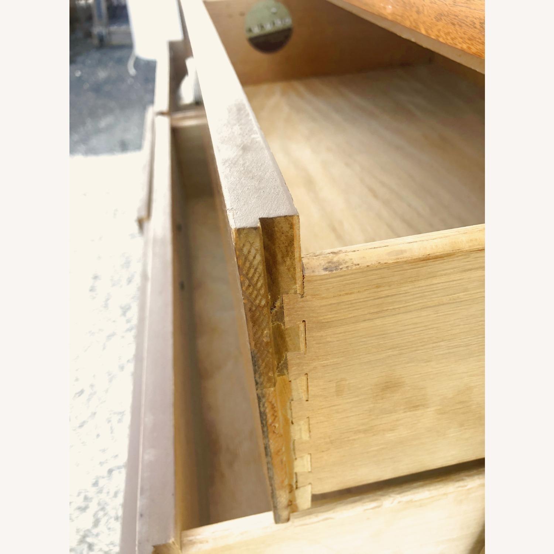 Mid Century Six Drawer Dresser - image-11