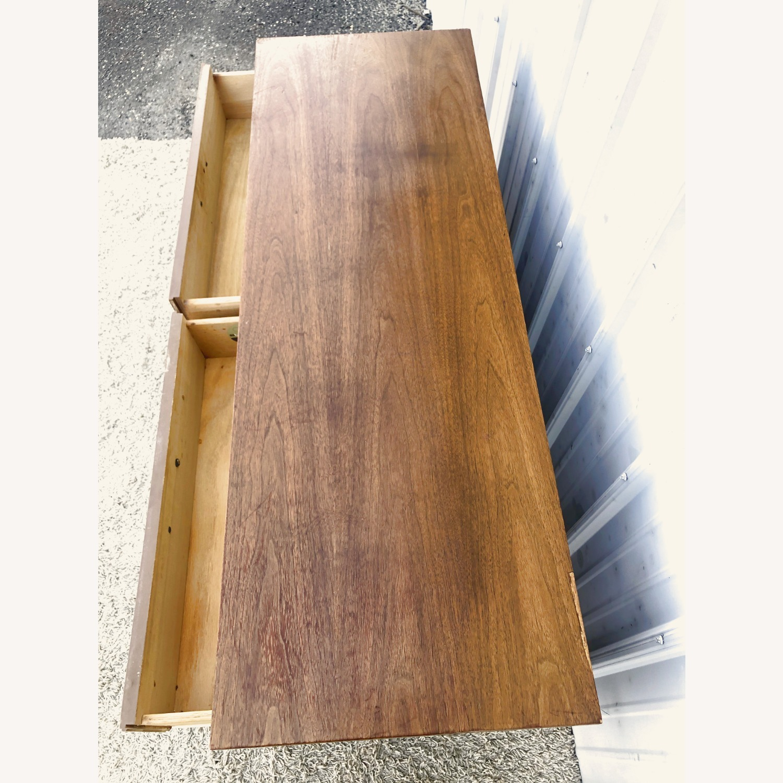 Mid Century Six Drawer Dresser - image-16
