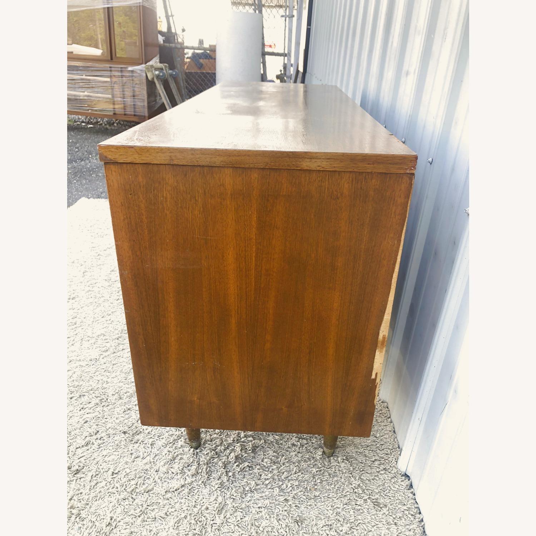 Mid Century Six Drawer Dresser - image-5