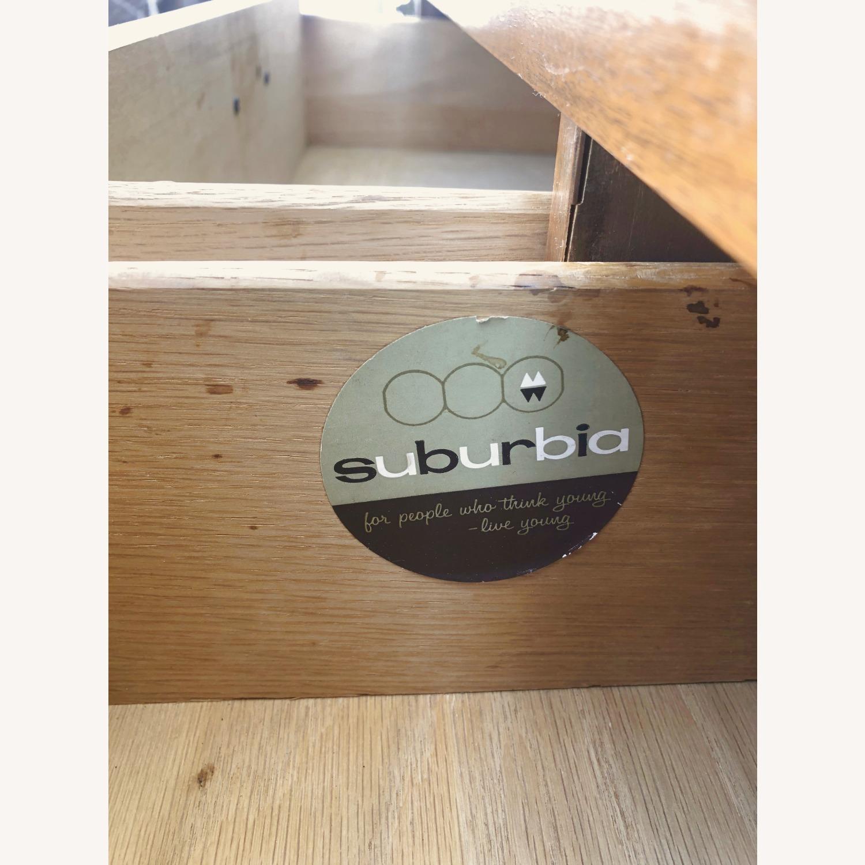Mid Century Six Drawer Dresser - image-12