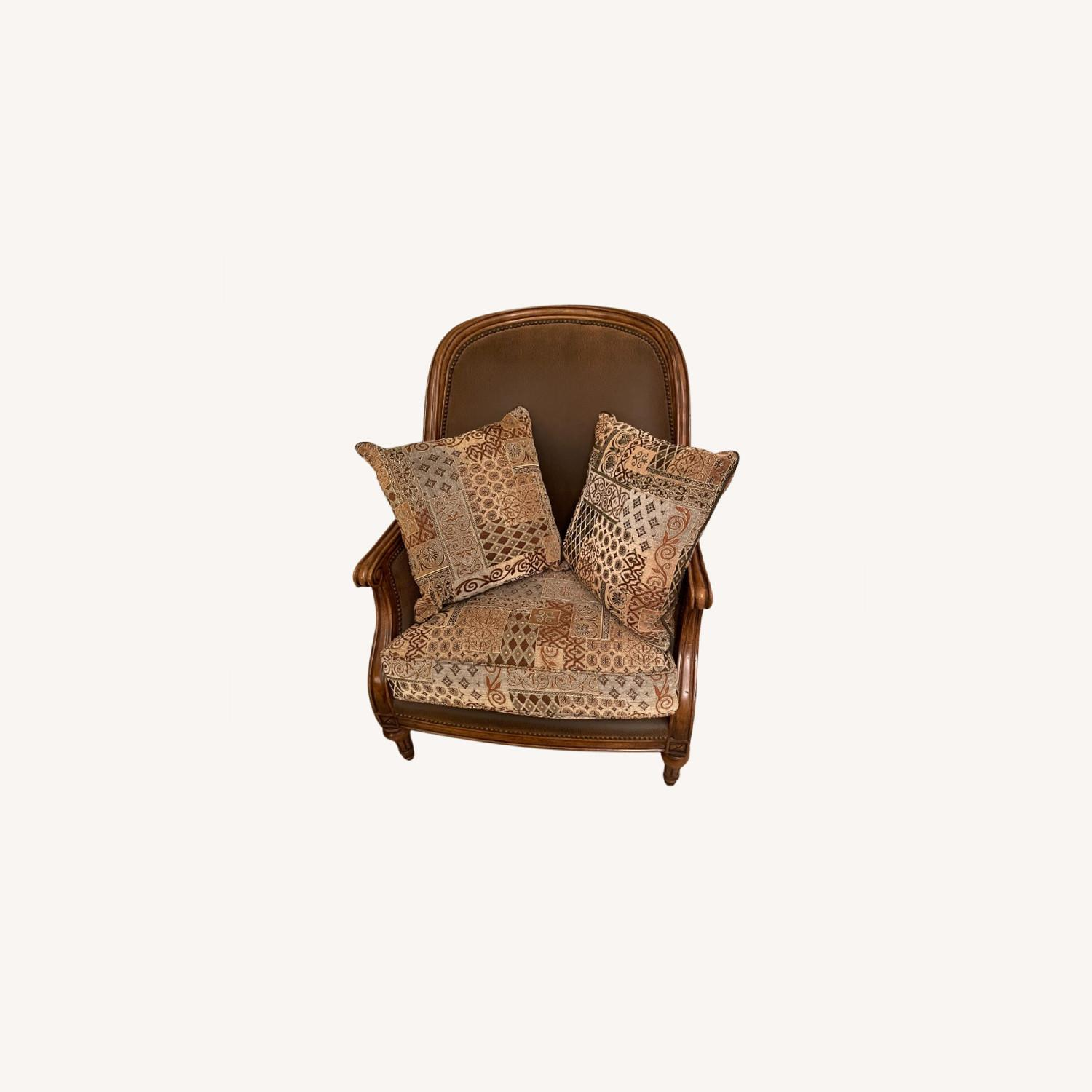 Peter Andrews Accent Chair - image-0