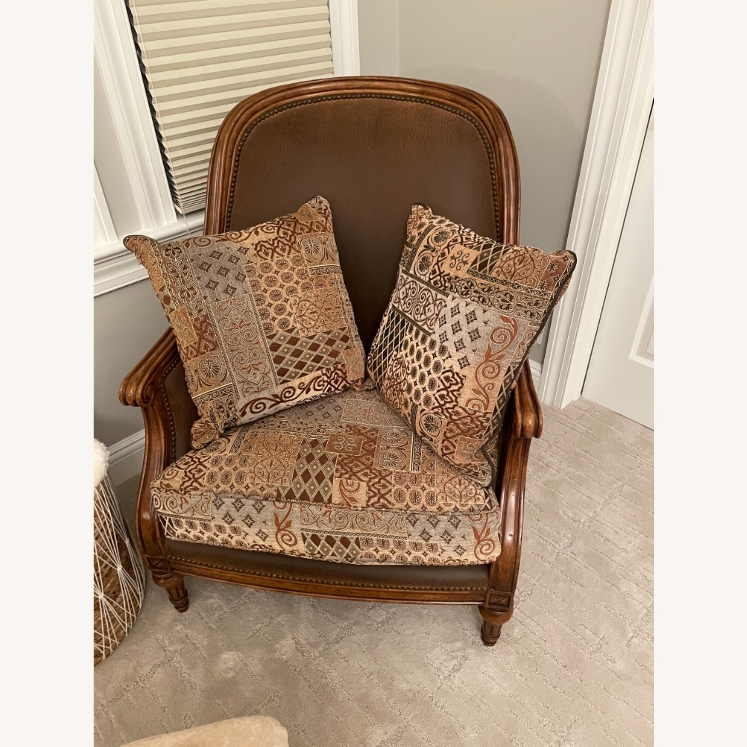 Peter Andrews Accent Chair - image-1