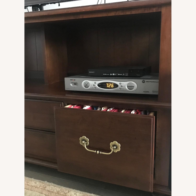 Ethan Allen Credenza/TV/Storage - image-3